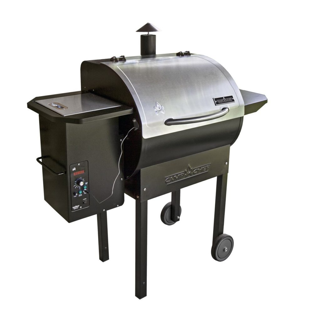 Camp Chef PG24S pellet grill