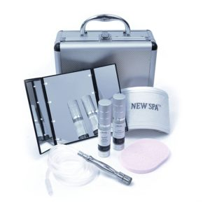 New Spa NS-01 microdermabrasion machine