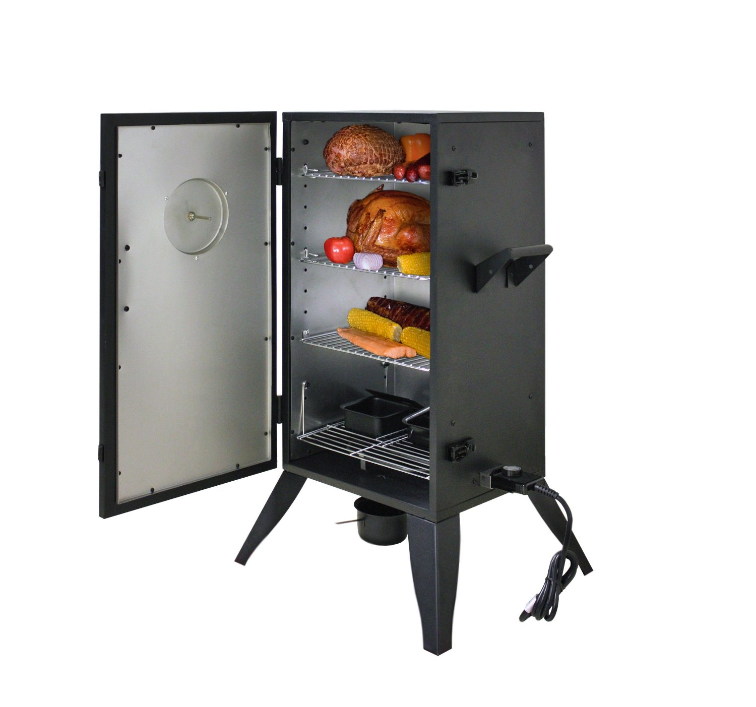 Smoke Hollow 30162e Electric Smoker Review Only Top Reviews