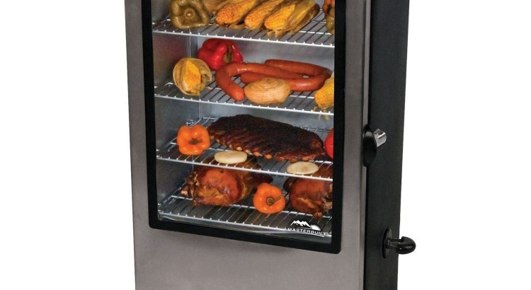 Masterbuilt 20070512 electric smoker