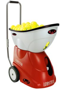 Elite Grand V tennis ball machine