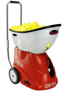 Elite Grand V tennis ball machine