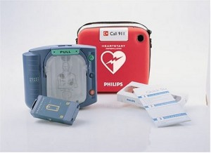 philips heartstart home aed