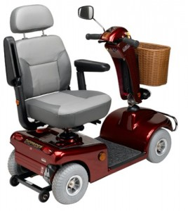 Shoprider Sunrunner mobility scooter review