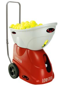 Lobster Elite One tennis ball machine