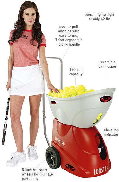 Tennis Ball Machine Reviews
