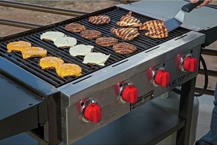 camp-chef-flat-top-grill-burgers