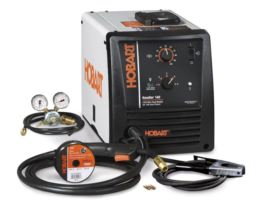 beginner welding machine