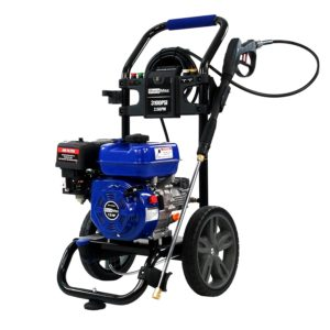 duromax xp3100pwt gas pressure washer