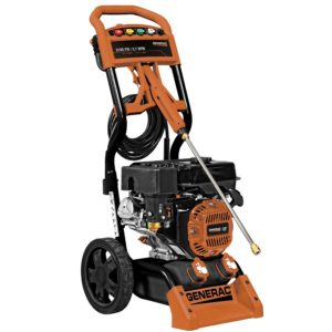 generac 6598 gas powered pressure washer