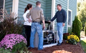 standby generator for homeowners