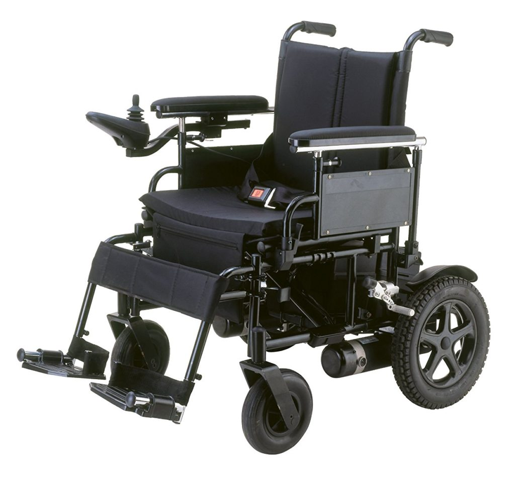 Electric wheelchair: Drive Medical Cirrus Plus