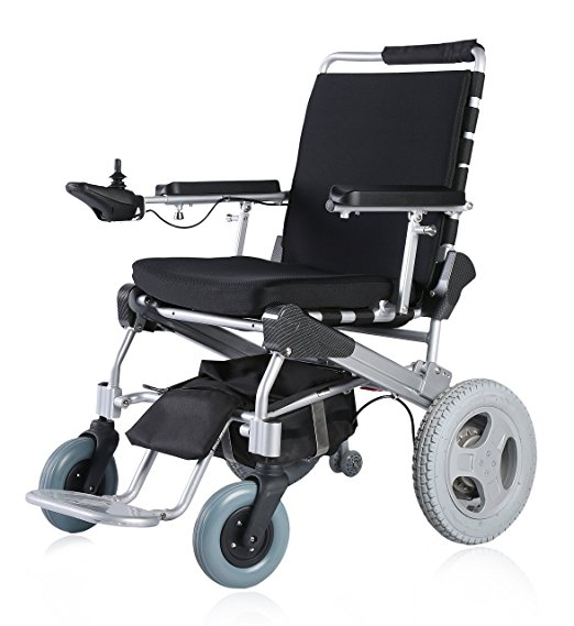 EZ Lite Cruiser DX12 heavy duty electric wheelchair