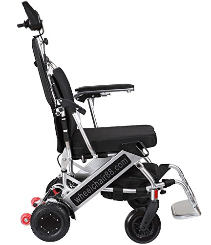 Ultralight Power wheelchair: Foldawheel PW-999UL