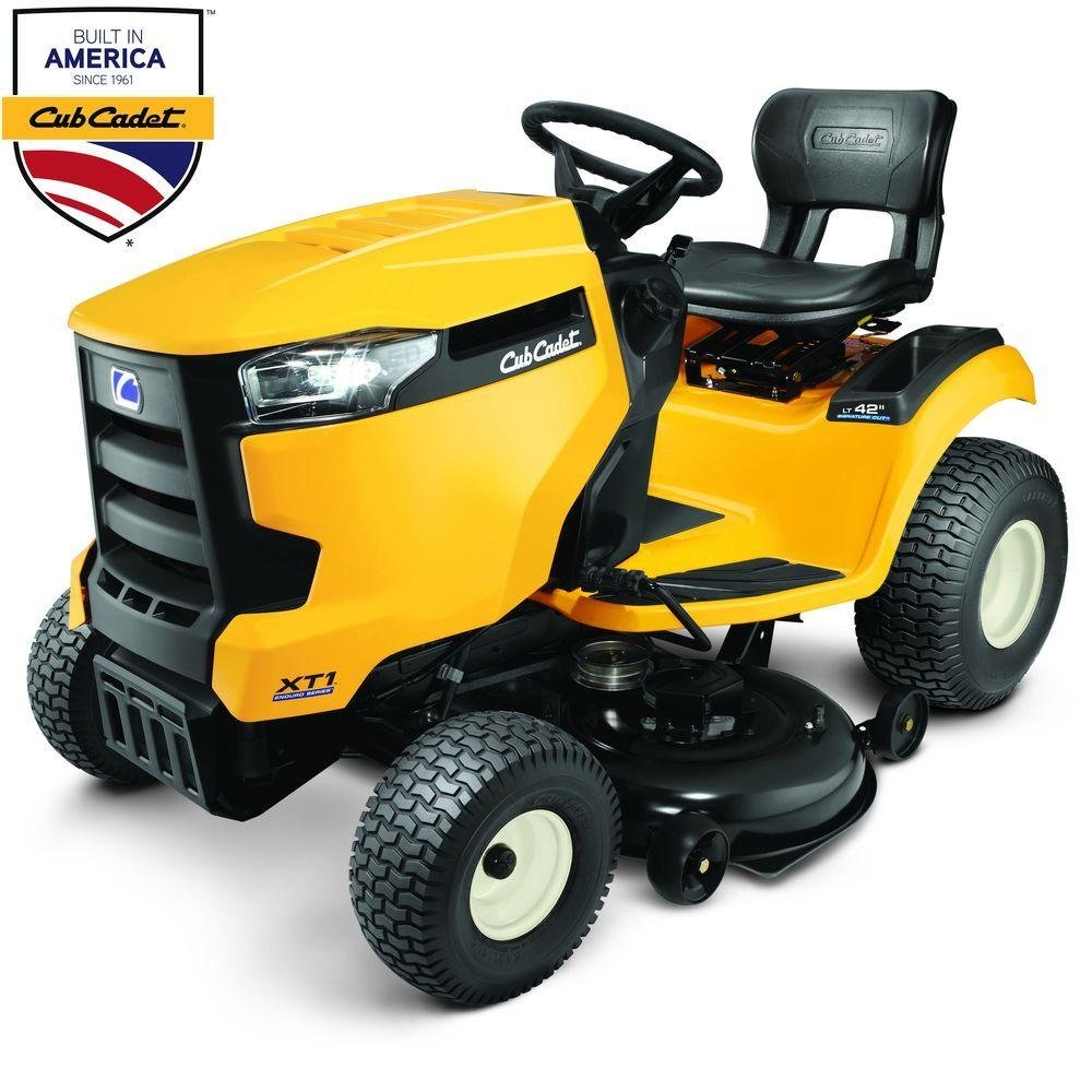 Cub Cadet XT1 riding lawn mower