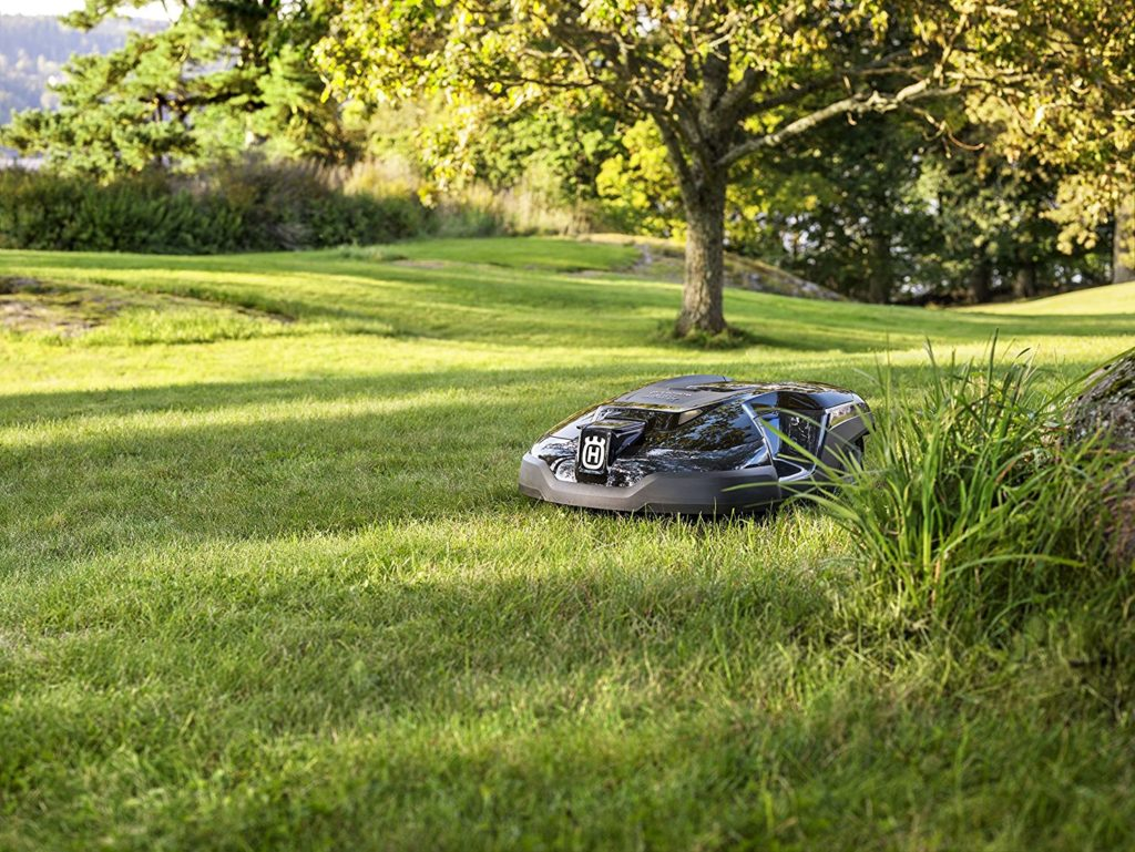 Robotic lawn mower Husqvarna Automower 315