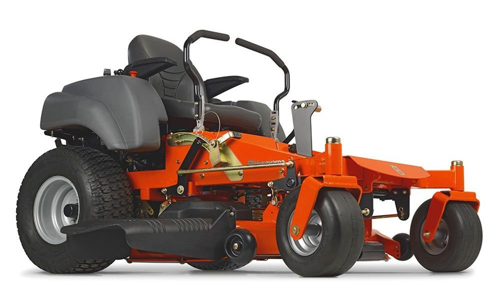 Husqvarna MZ 54S zero turn mower