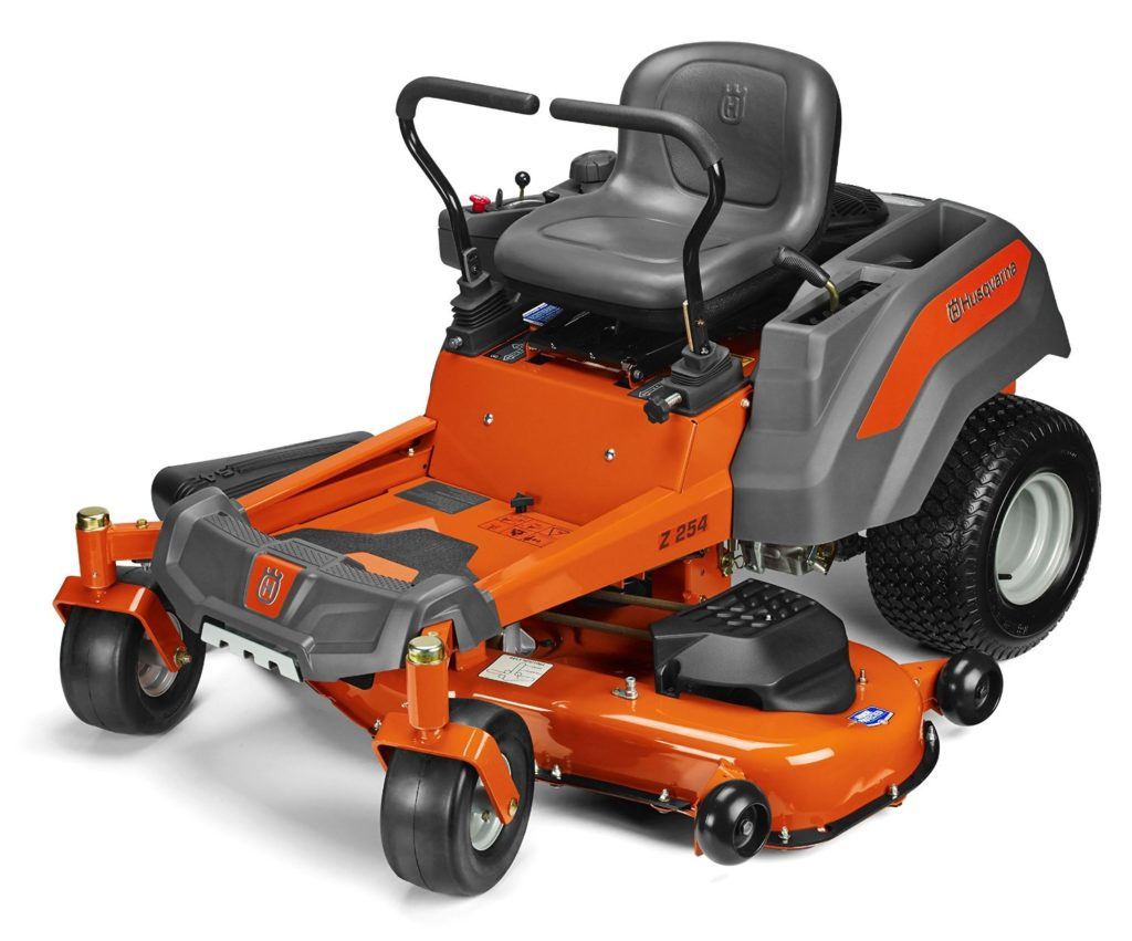 Husqvarna Z254 zero turn riding mower