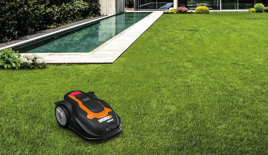 Worx Landroid WG794 Robotic Lawn Mower