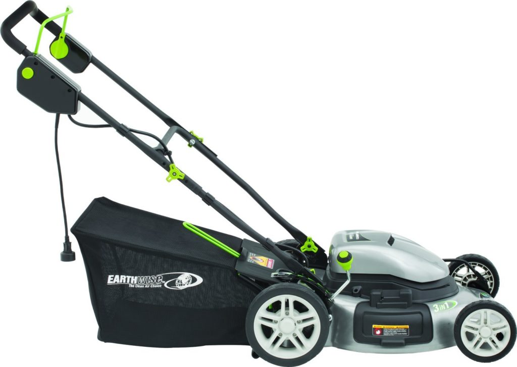 Earthwise 50220 corded lawn mower