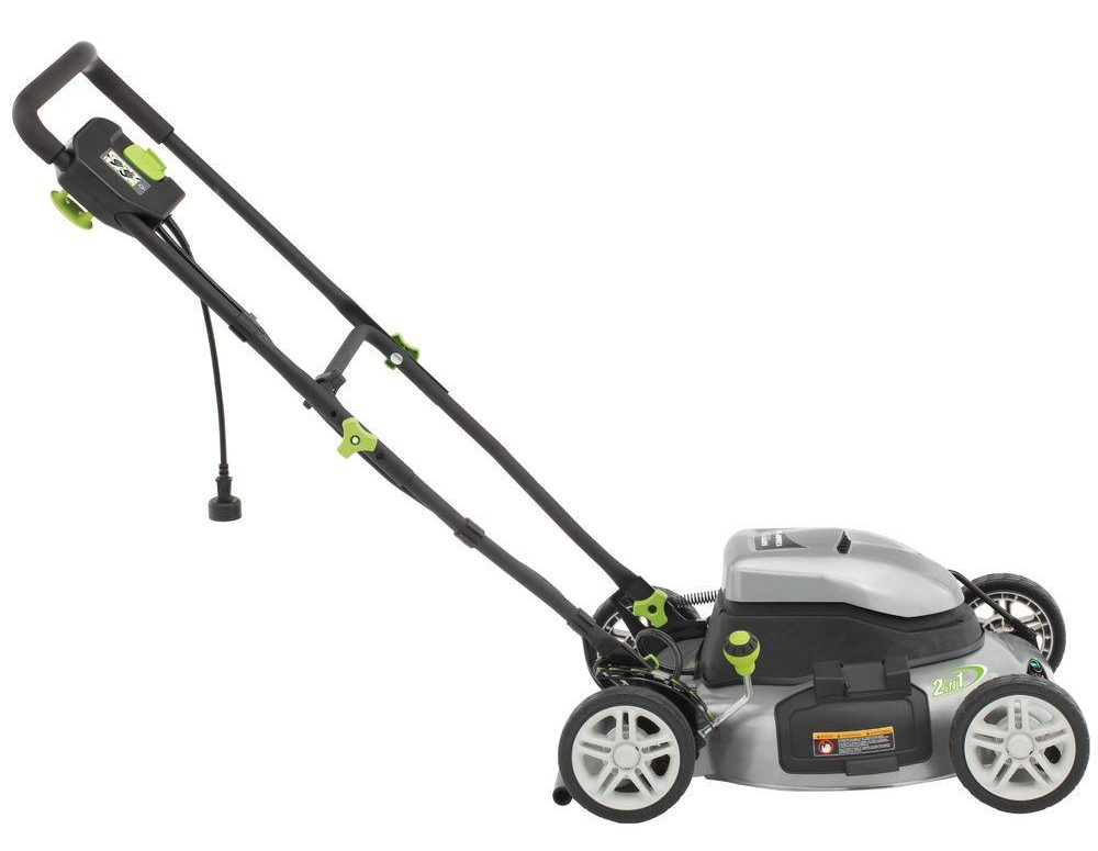 Earthwise 50518 electric mower corded