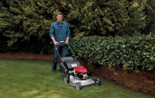 Honda HRR216K9VKA gas mower (self-propelled)