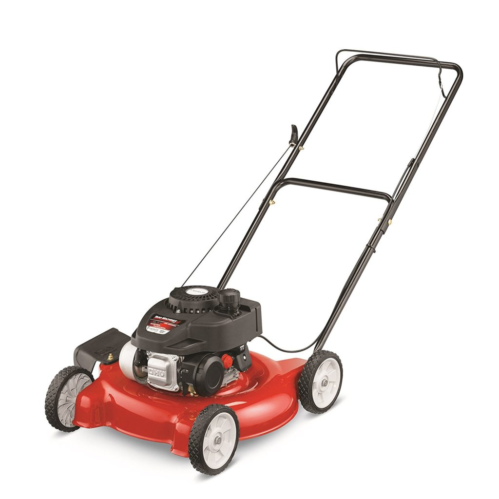 Yard Machines 20-inch Push Gas Lawn Mower