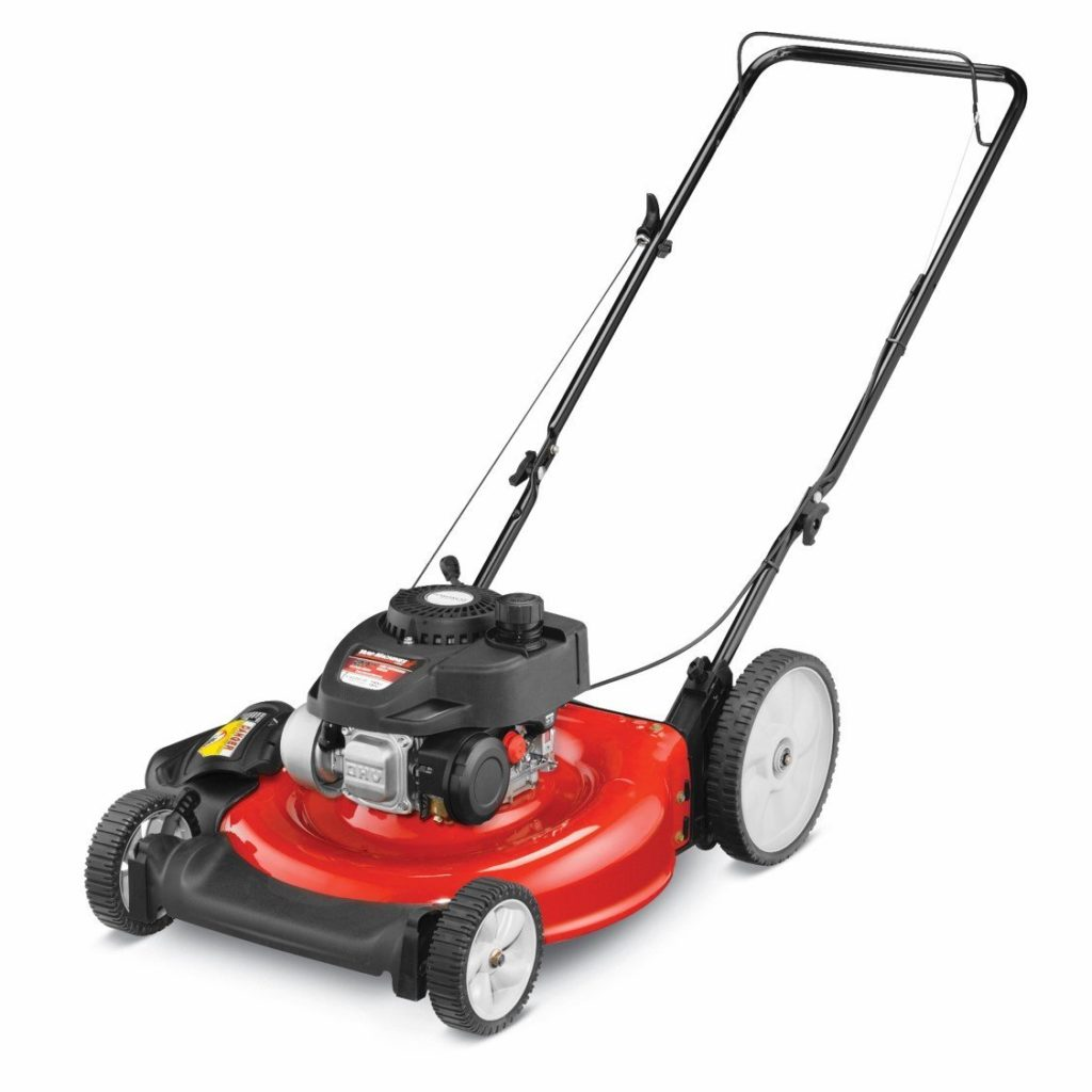 "Yard Machines 21"" Push Gas Mower"