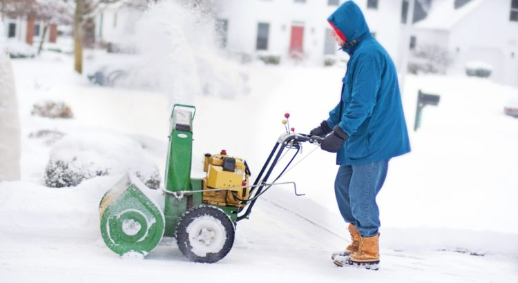 how to buy a snow blower